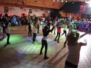 Kerstvoorstelling Streetdance 2013