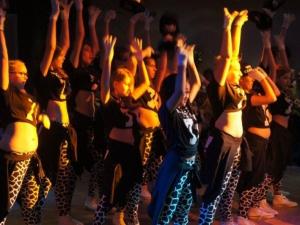 Streetdance wedstrijd Biersteker 2014